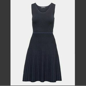 Banana Republic Fit and Flare Knit dress